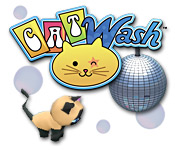 Free Cat Wash Game