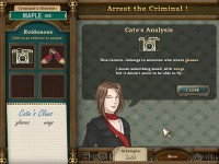 Cate West: The Vanishing Files Game screenshot 3