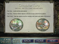 Cate West: The Velvet Keys Strategy Guide Game screenshot 2