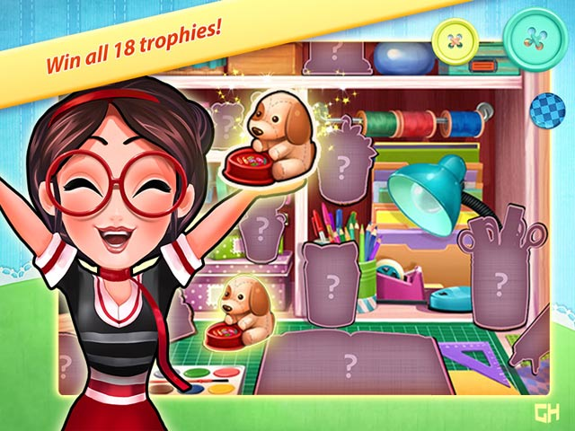Cathy's Crafts Collector's Edition Game screenshot 2