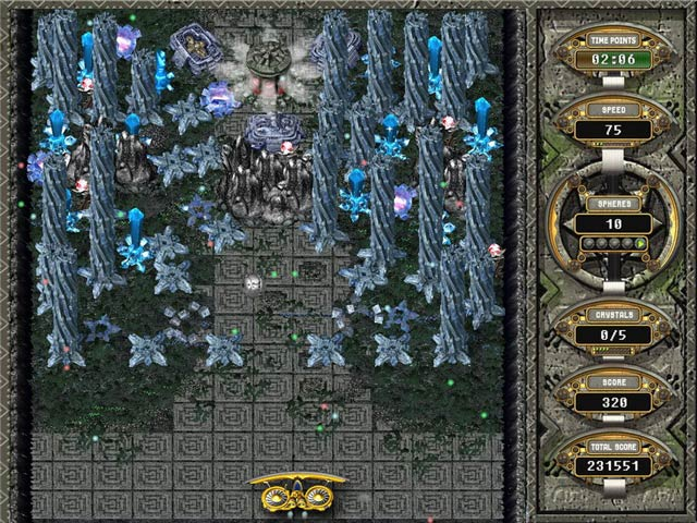 Chak's Temple Game screenshot 2