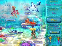 Charm Tale 2: Mermaid Lagoon Game screenshot 2