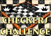Free Checkers Challenge Game