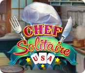 Free Chef Solitaire: USA Game