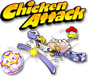 Free Chicken Attack Game