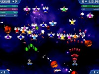 Chicken Invaders 2 Game screenshot 2