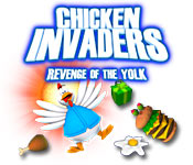 Free Chicken Invaders 3 Games Downloads