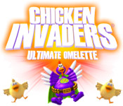 Free Chicken Invaders 4: Ultimate Omelette Game