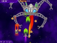 Chicken Invaders 4: Ultimate Omelette Game screenshot 3