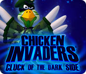 Free Chicken Invaders 5: Cluck of the Dark Side Game