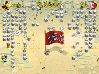 Chicken Rush Deluxe Game screenshot 2