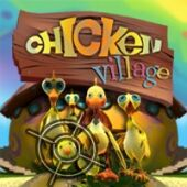 Free Chicken Village Game