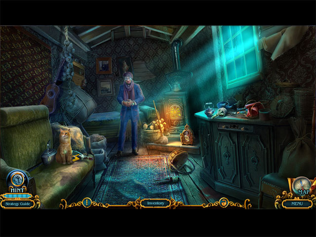 Chimeras: The Signs of Prophecy Collector's Edition Game screenshot 1