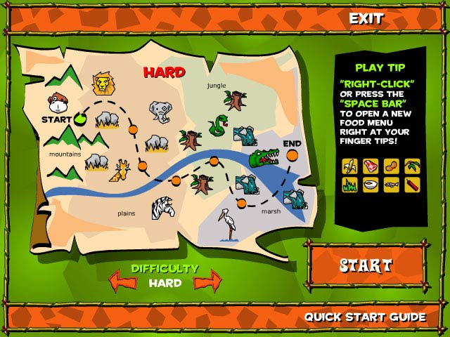Chomp! Chomp! Safari Game screenshot 4