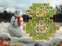 Christmas Puzzle Game screenshot 1