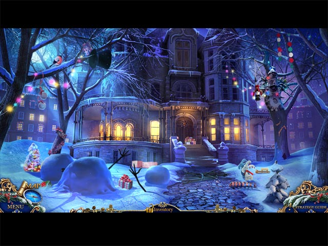 Christmas Stories: Hans Christian Andersen's Tin Soldier Collector's Edition Game screenshot 3