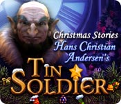 Free Christmas Stories: Hans Christian Andersen's Tin Soldier Game