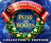 Free Christmas Stories: Puss in Boots Collector's Edition Game