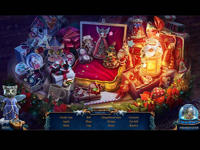 Christmas Stories: The Gift of the Magi Collector's Edition Game screenshot 2