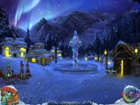 Christmas Tales: Fellina's Journey Game screenshot 2