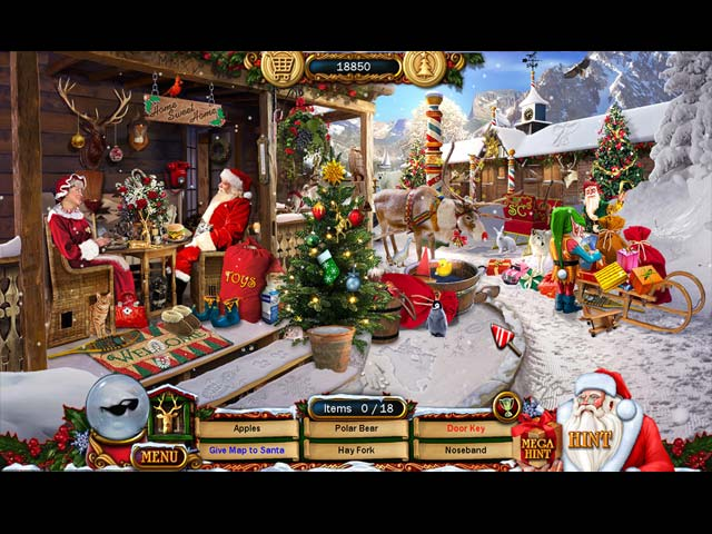 Christmas Wonderland 6 Game screenshot 1
