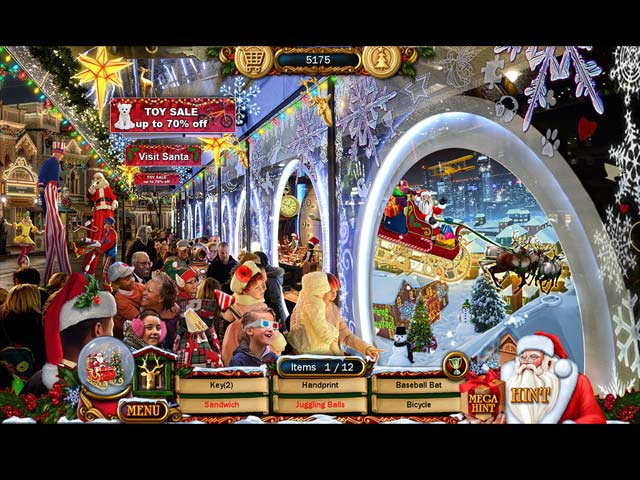 Christmas Wonderland 6 Game screenshot 3