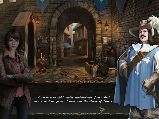 Chronoclasm Chronicles Game screenshot 3