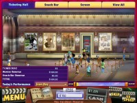 Cinema Tycoon 2: Movie Mania Game screenshot 1