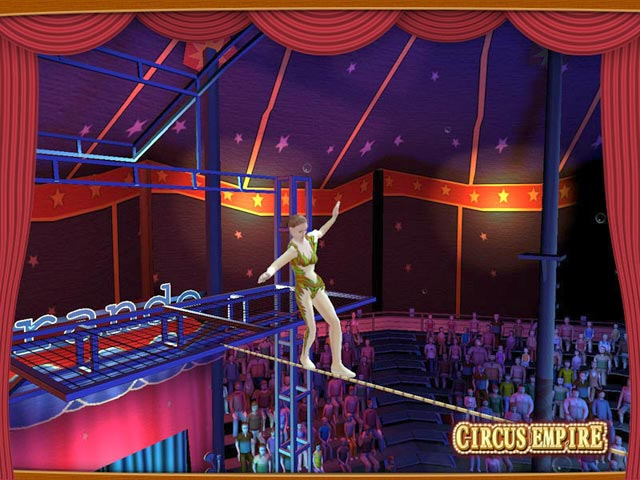 Circus Empire Game screenshot 1