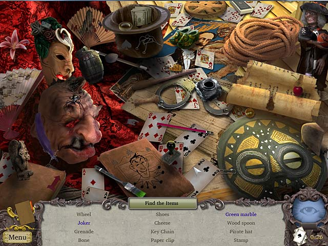 Clairvoyant: The Magician Mystery Game screenshot 2