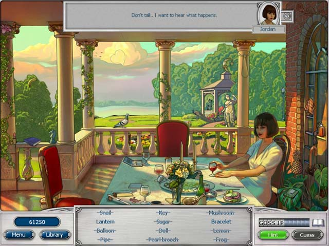 Classic Adventures: The Great Gatsby Game screenshot 2