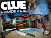 Free CLUE Accusations and Alibis Game