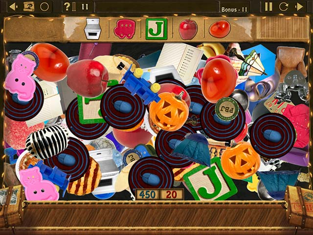 Clutter VI: Leigh's Story Game screenshot 1