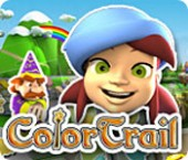 Free Color Trail Game