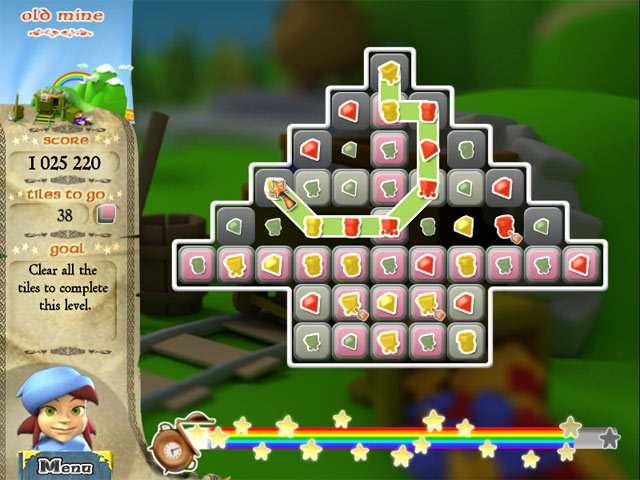 Color Trail Game screenshot 1