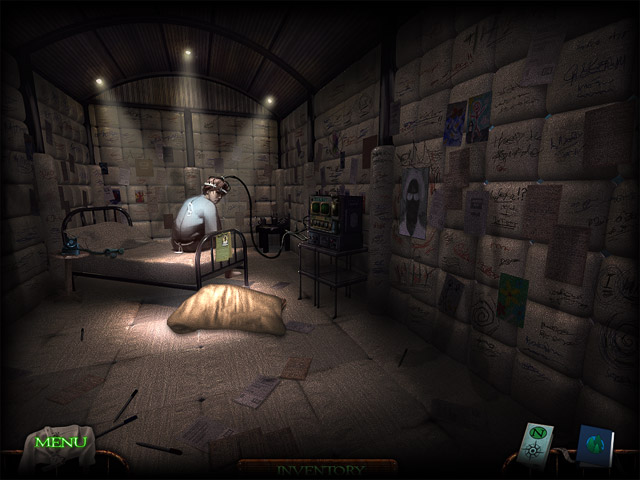 Committed: Mystery at Shady Pines Game screenshot 3
