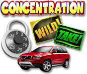 Free Concentration Game