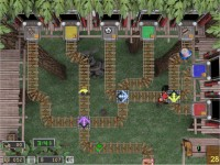 Conveyor Chaos Game screenshot 2