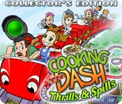 Free Cooking Dash 3: Thrills and Spills Collector's Edition Game
