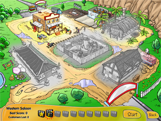 Cooking Dash: DinerTown Studios Game screenshot 3