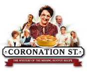 Free Coronation Street: Mystery of the Missing Hotpot Recipe Game