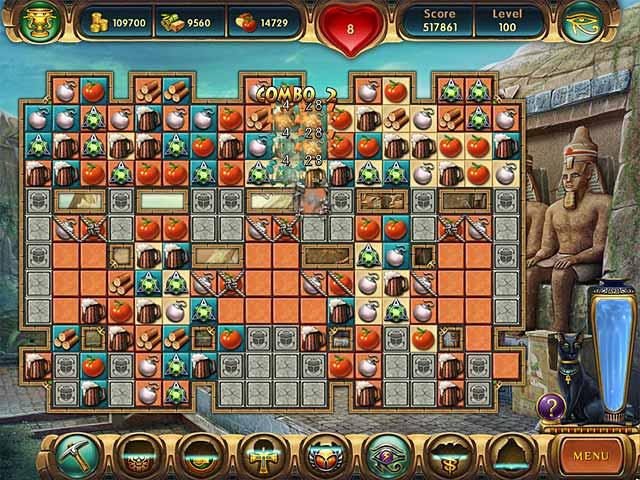 Cradle of Egypt Game screenshot 1