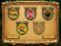 Cradle of Rome Game screenshot 1