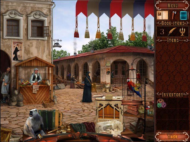 Crime and Punishment: Who Framed Raskolnikov? Game screenshot 2