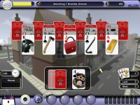 Crime Solitaire Game screenshot 3
