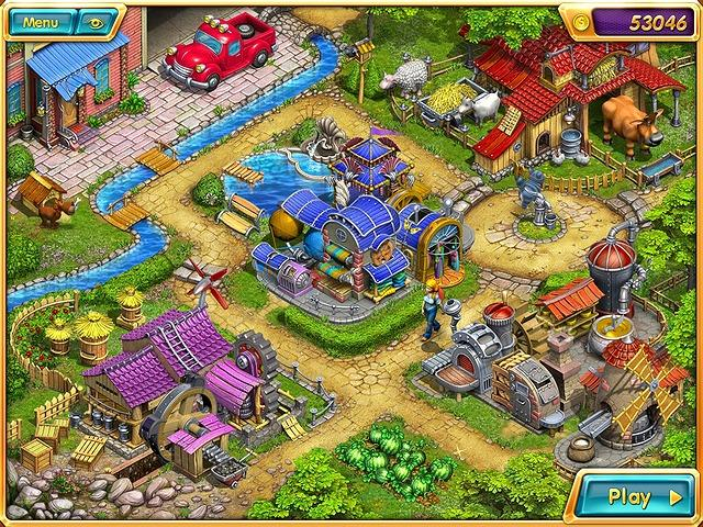 Crop Busters Game screenshot 6