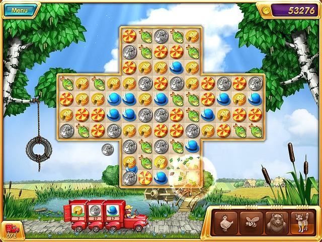Crop Busters Game screenshot 7