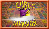 Free Cubes Invasion Game