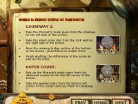 Curse of the Pharaoh: Napoleon's Secret Strategy Guide Game screenshot 3
