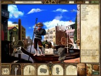 Curse of the Pharaoh: Napoleon's Secret Game screenshot 1